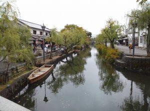 日本の風景「城下町」