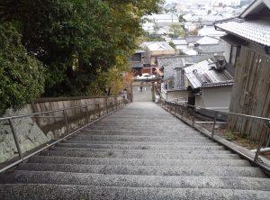 日本の風景「階段」